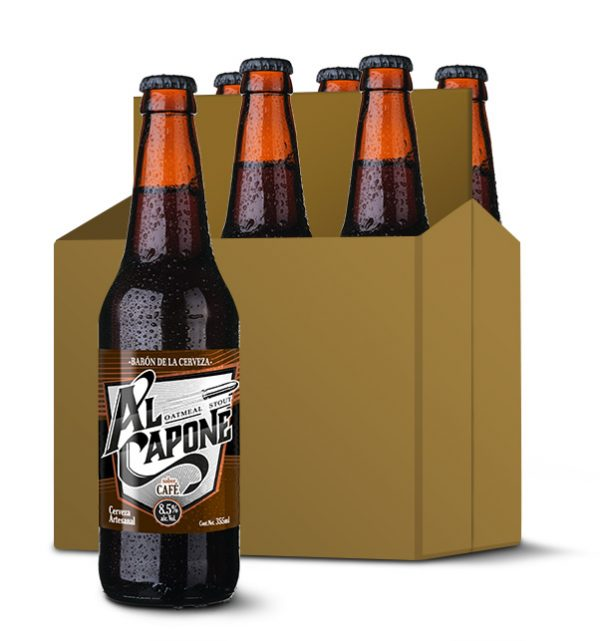six de cervezas artesanales mexicanas