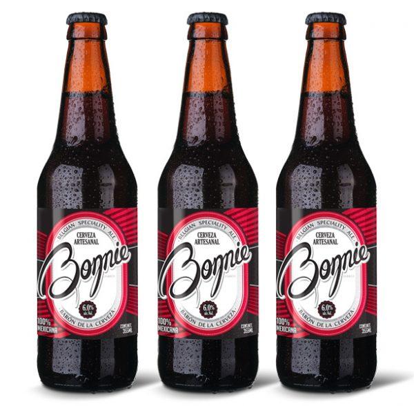 bonnie cerveza artesanal mexicana
