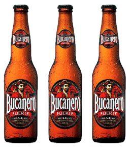 Cerveza artesanal Bucanero