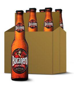 six de cervezas artesanales bucanero