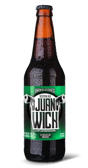 cerveza artesanal mexicana JuanWick