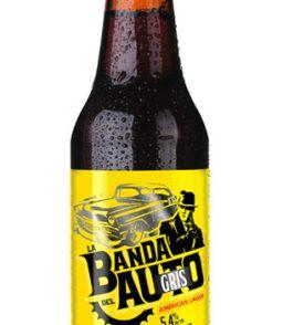 cerveza artesanal mexicana_banda del auto gris american lager